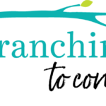 Branching out to community logo