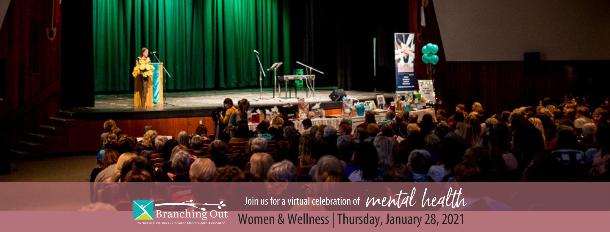 12th Annual Women & Wellness Event Moving Online  |  January 28, 2021