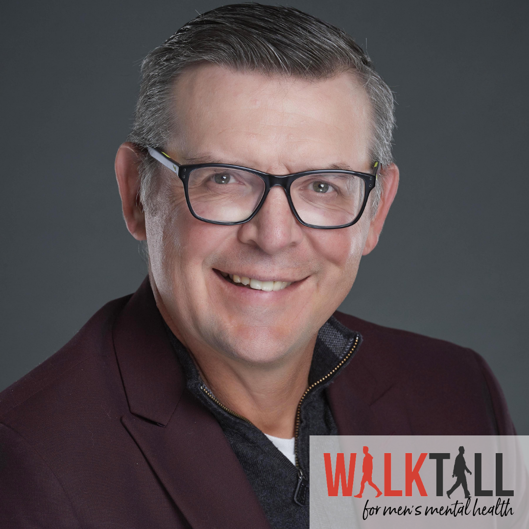 Walk Tall for Men's Mental Health is back with online event, featuring Theo Fleury