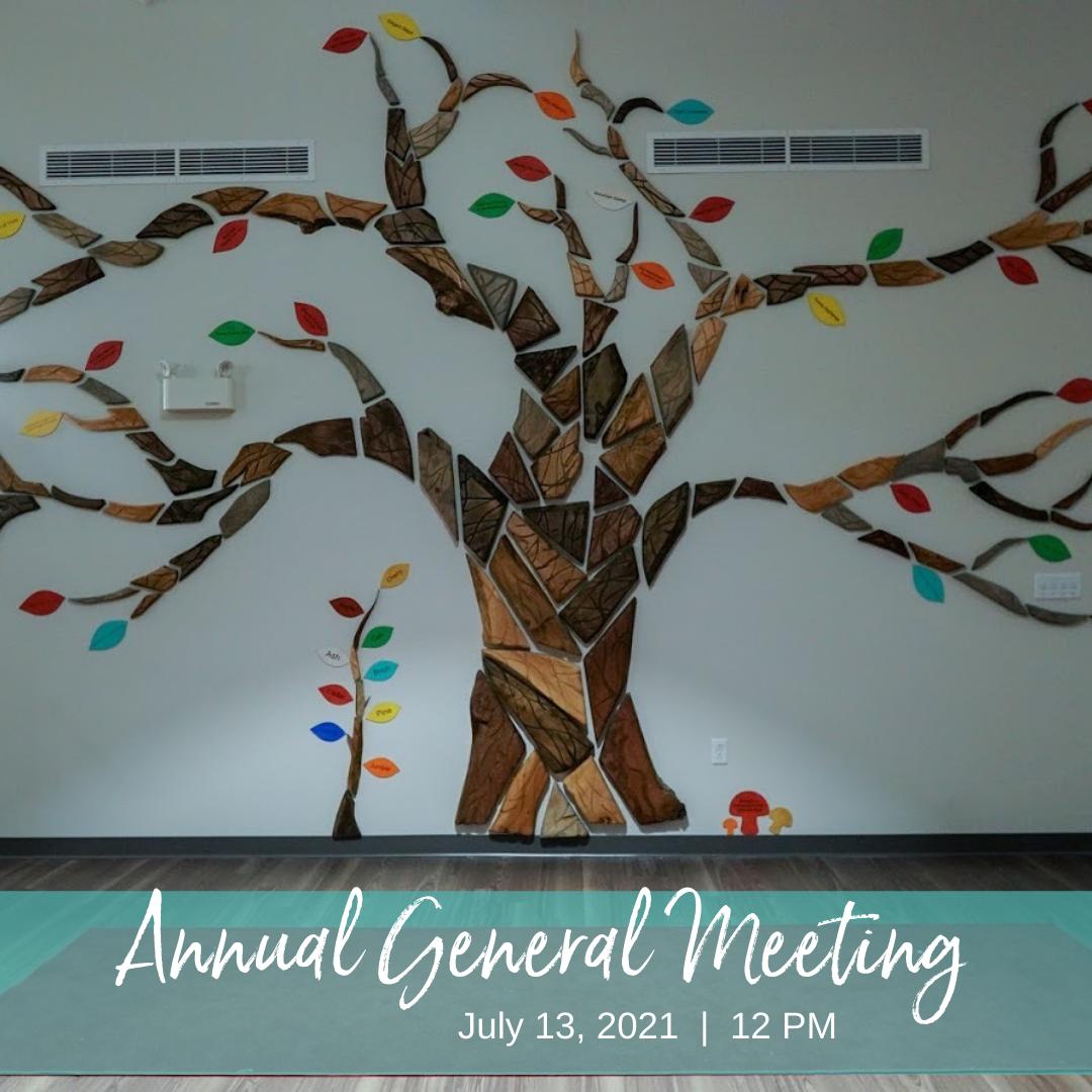 CMHA Annual General Meeting Held Online | July 13, 2021